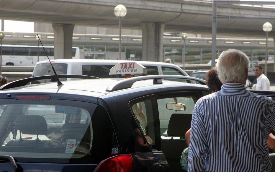 taxi paris min