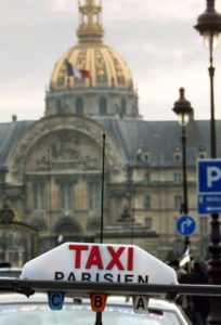 Actualites Taxi Prendre taxi Paris 6