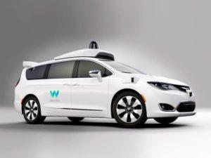 Actualites Taxi Taxi Waymo autonome 0