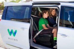 Actualites Taxi Taxi Waymo autonome 2