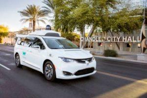 Actualites Taxi Taxi Waymo autonome 3