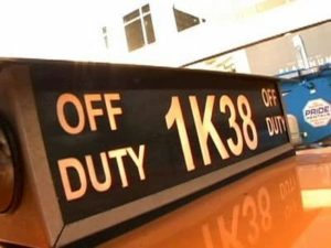 Actualites Taxi heler taxi New York 2