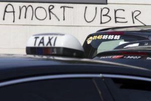 taxi indemnisation uber min