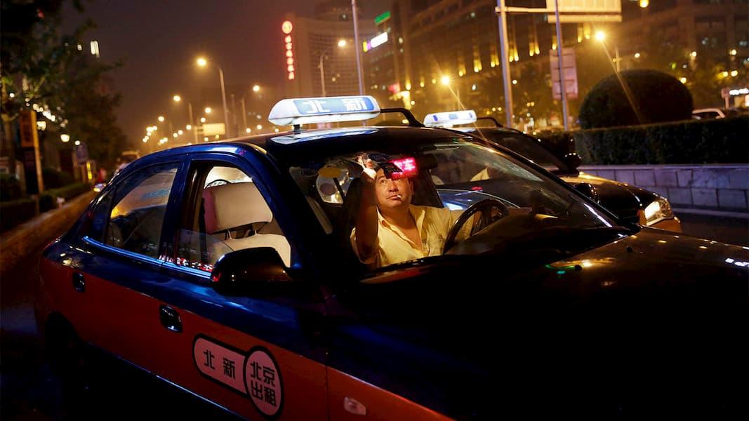 Actualites Taxi Trajet taxi Pekin 0